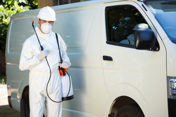 Commercial Pest Control in Alabama